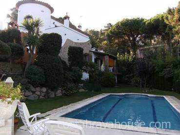 House with garden and pool for sale in urbanization Residential Begur