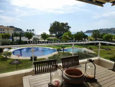 Luxury apartment for sale 100 mtr from the beach of S Agaró