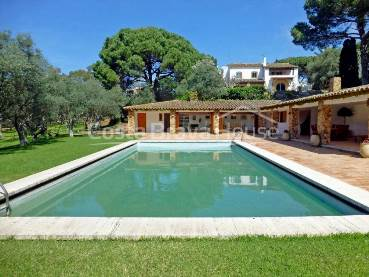 Spectacular manor house for holiday rental in Calella Palafrugell