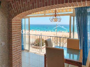 Studio flat for sale in Platja d Aro, very well located only 25 m from the beach.